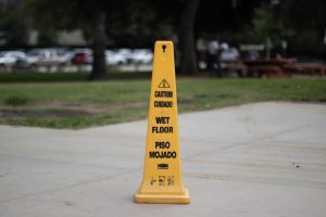 Slip and Fall Accidents are Responsible for the Most Workers' Comp Claims